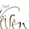 kalligrafiekalender