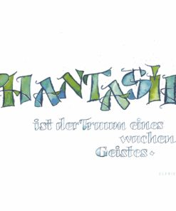 21Phantasie Postkarte