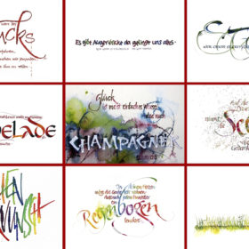 Collage Karten