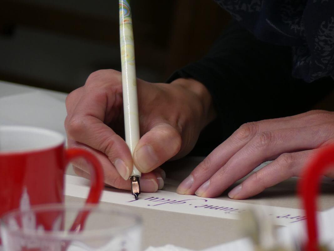 Kalligrafie-Kurse