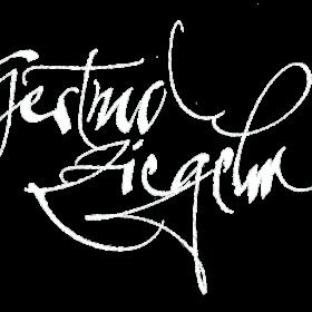UnterschriftGestural weiss