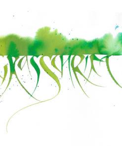 grasschrift freig